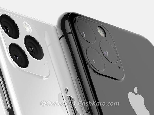 Så här fungerar den spektakulära kameran på iPhone 11