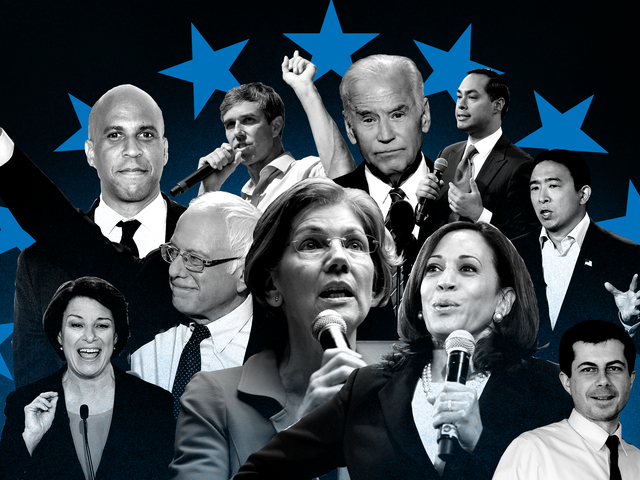 Biden Gets Impeachment, Castro Talks High Rents and Booker's Totally Spent: 2020 Presidential Black Power Rankings, Week 11