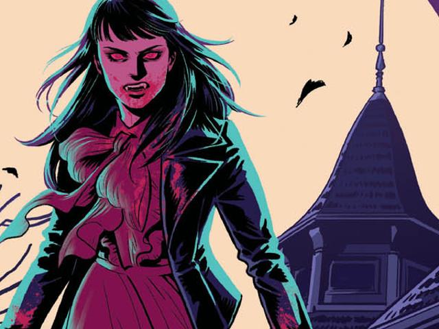 Η Vampironica επιστρέφει για ένα άλλο δάγκωμα των δικών της Comic Adventures