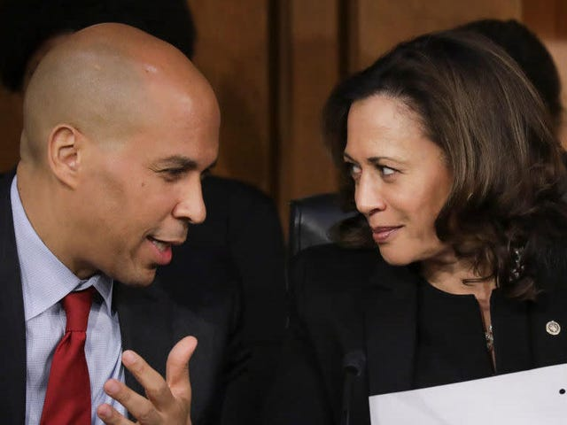 Irony: Harris, Booker and Castro Face Uphill Battle in Race for the Democratic Nod for President Despite a Diverse Field
