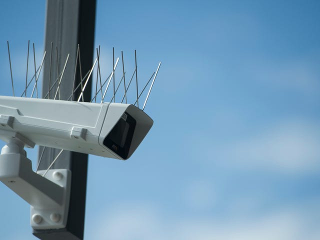 Ansiktsigenkänningsövervakning förbjudet av Second American City