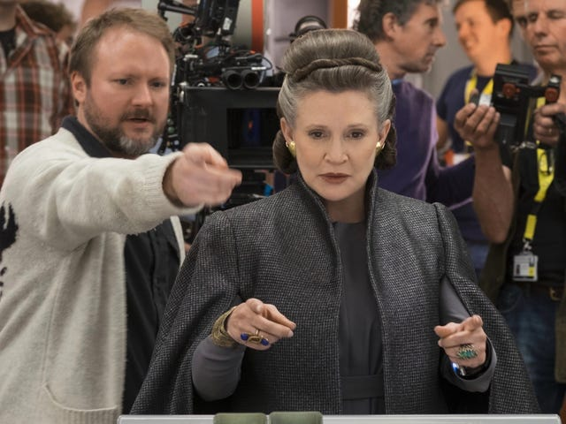 Sinabi ni Rian Johnson ang Big Mga Pagbabago sa Force sa Huling Jedi