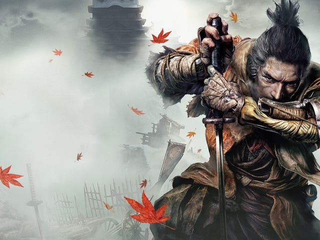 Sekiro Wins Game Of The Year At The 2019 Game Awards