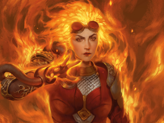 A Look Inside a Heroic New Collection of Magic: The Gathering Art
