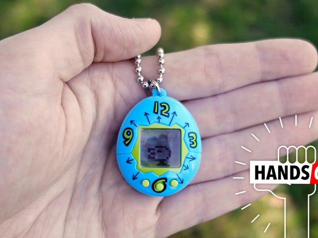 Tamagotchi Is Back—And I Already Killed Mine