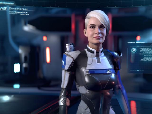 Et lille detaljer, du måske har savnet i <i>Mass Effect: Andromeda's</i> New Trailer