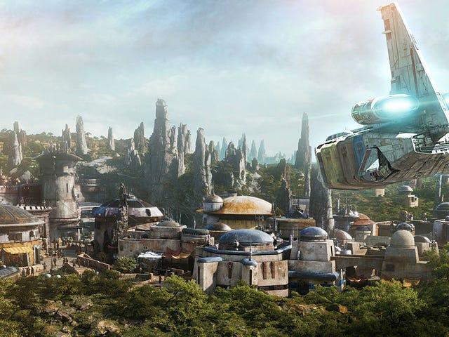 """Disney teases Paul Reubens, cantina hits, and """"space shawarma"""" at Galaxy's Edge"""
