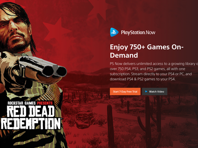 Access PlayStation Now's Extensive Game Library For Just $60 For a Full Year