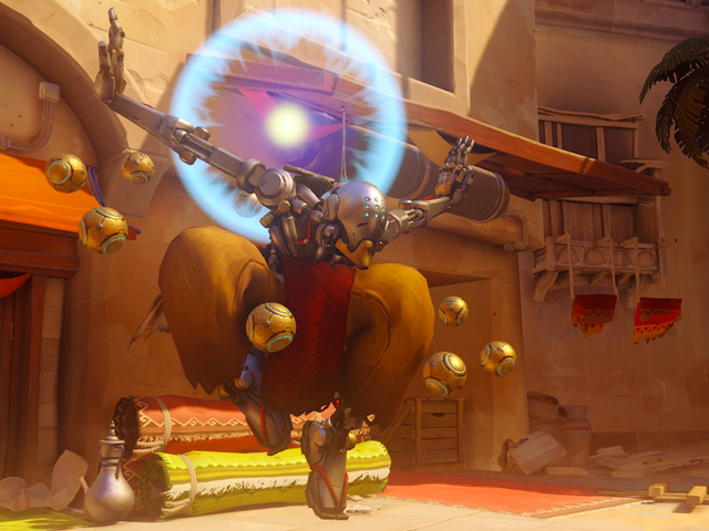 Blizzard Let Zenyatta Walk And It Was A Mistake
