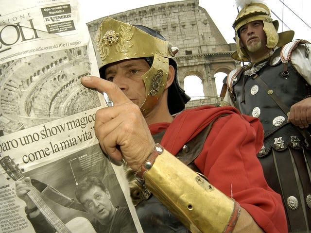 L'empire romain aurait-il pu survivre?