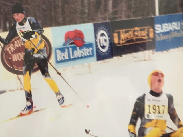 This Is Why Cross-Country Skiers Collapse And Barf After Races