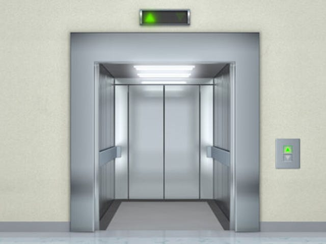 Trapped In an Elevator? In Japan, At Least You'll Have a Toilet