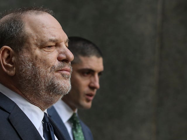 Harvey Weinstein mødtes med en privat efterforsker på Manhattan