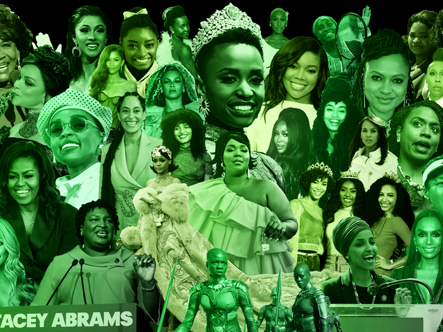 Look Back At It: Forget the 53 Percent—This Was the Decade of #BlackGirlMagic