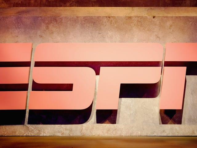 Her kommer Big ESPN Layoffs
