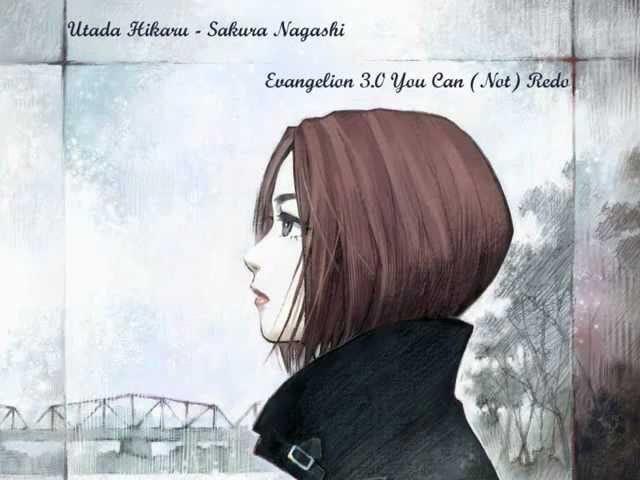 OP / ED Hari S2: Sakura Nagashi <i>- Rebuild Evangelion 3.00 Anda Boleh (Tidak) Redo</i>