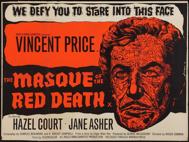 The Masque of the Red Death (1965)