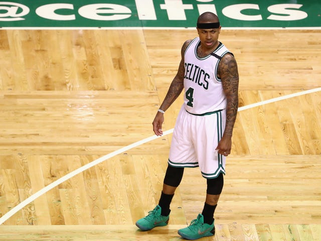 The Cavs Want More Incentive To Take On Isaiah Thomas's Hip