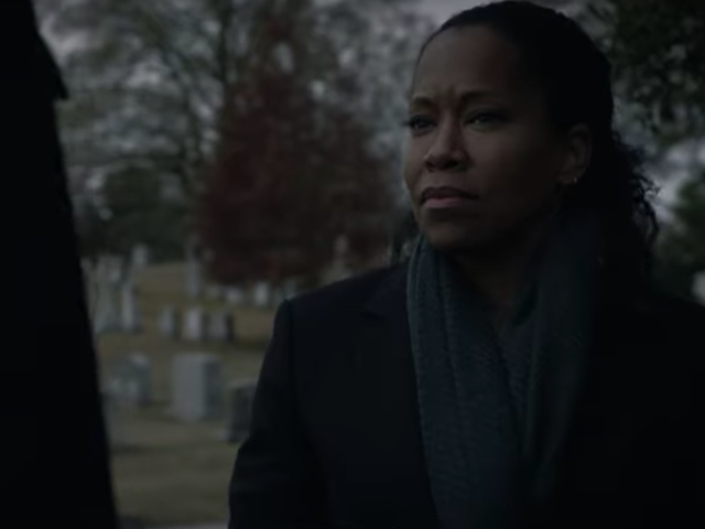 Regina King Is Busting Heads in the New Watchmen Trailer