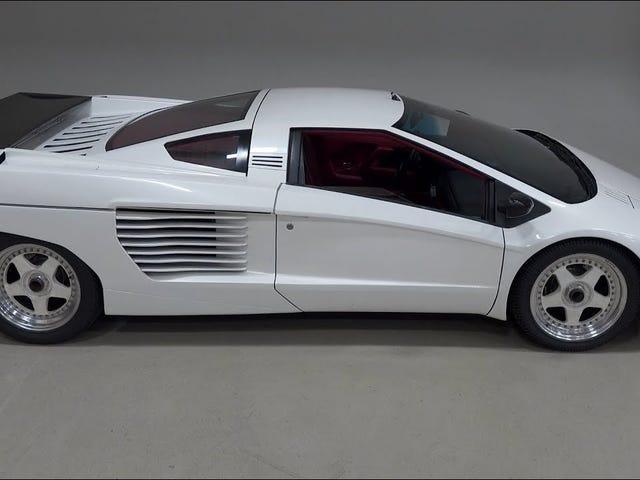 Cizeta V16T Prototype doco