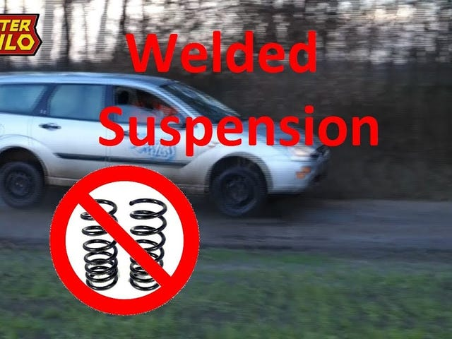 Solid steel tubes for suspension