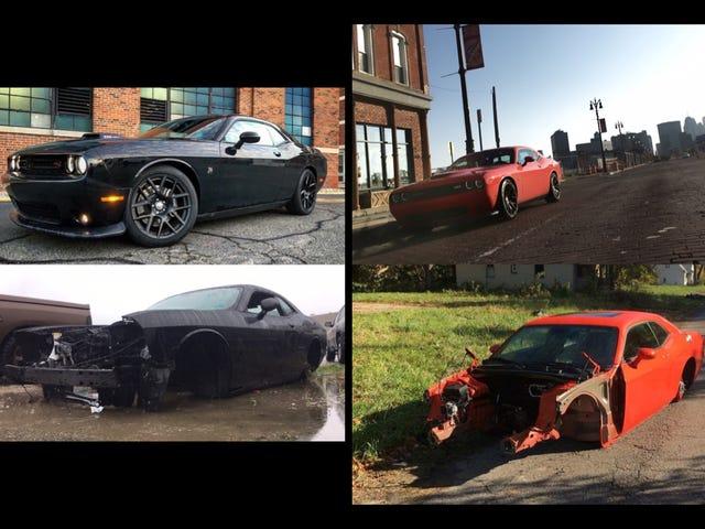 Detroit Versus Detroit