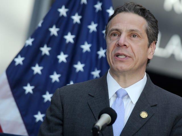 NY kuvernööri Andrew Cuomo Bans State Matkustaa Pohjois-Carolinaan LGBT-lain jälkeen