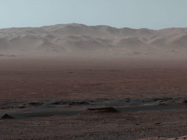 Curiosity captura una de las panorámicas de Marte más espectaculares hasta la fecha <em></em>