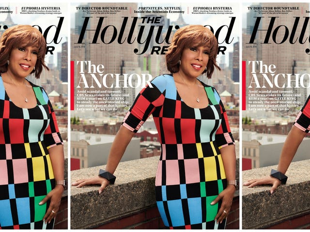 Still Wishing Oprah Would Run for President? Sounds Like Gayle King Does, Too!
