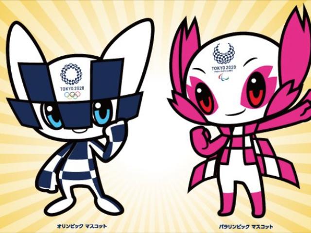 The Tokyo Olympic Mascots Look Like Pokémon