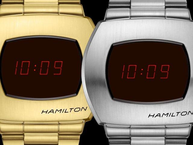 Το πρώτο ψηφιακό ρολόι στον κόσμο επιστρέφει — για 750 $