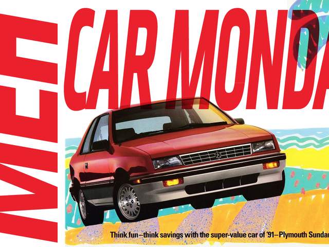 Meh Car Monday: The Plymouth Sundance And Dodge Shadow, The Tedium Twins