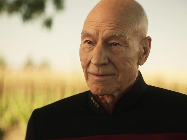Star Trek: Picards første afsnit er gratis at engagere på YouTube