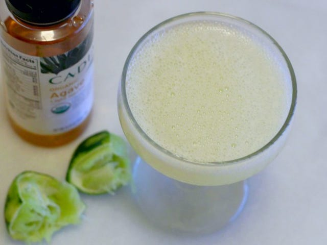 3-Ingredient Happy Hour: A Smoky and Warming Mezcal Margarita