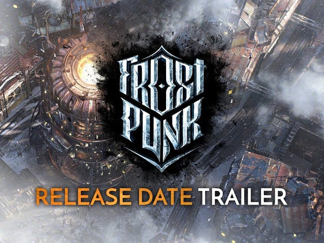 11 bit studios' chilly survival city-builder Frostpunk arrives on Xbox One and PlayStation 4 in Octo