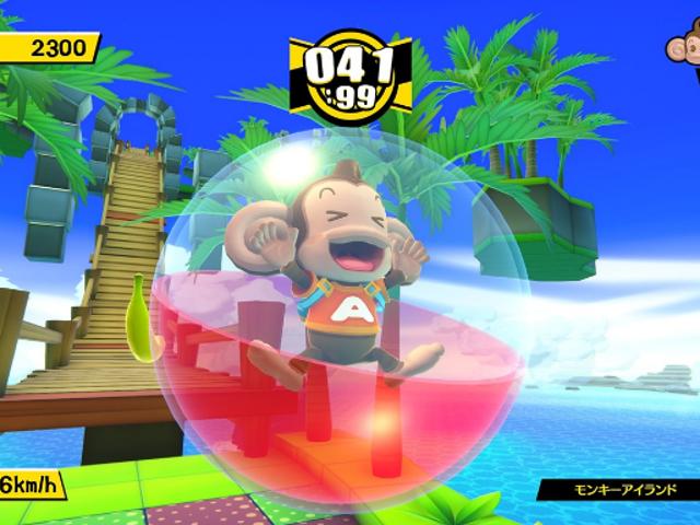 Awalnya dirilis di Wii pada tahun 2006, Super Monkey Ball: Banana Blitz sedang dibuat ulang untuk Nintendo