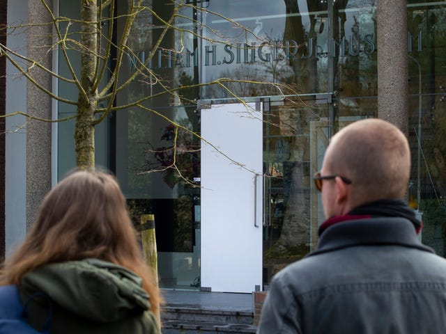 Van Gogh Painting Stolen Amid Coronavirus Shutdown, Museum Director 'Incredibly Pissed'
