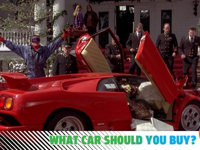 Mein Bruder braucht ein idiotensicheres Auto für unter 5.000 Dollar!  Was sollte er kaufen?