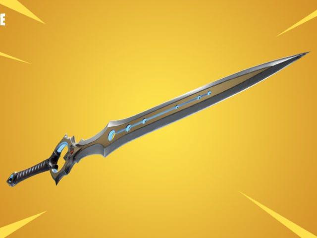 Epic elimina las espadas de Fortnite porque arruinaban el juego