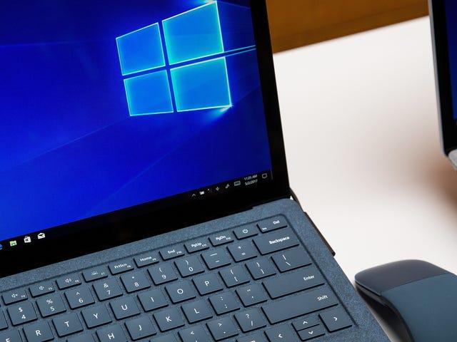 La prochaine mise à jour de Windows 10 est en attente grâce à un bogue