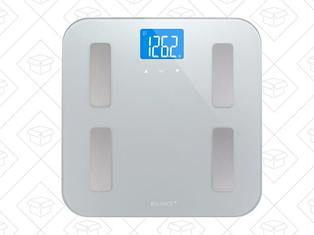 This Highly-Rated Scale Is Trimmed Down To Its Lowest Price Ever