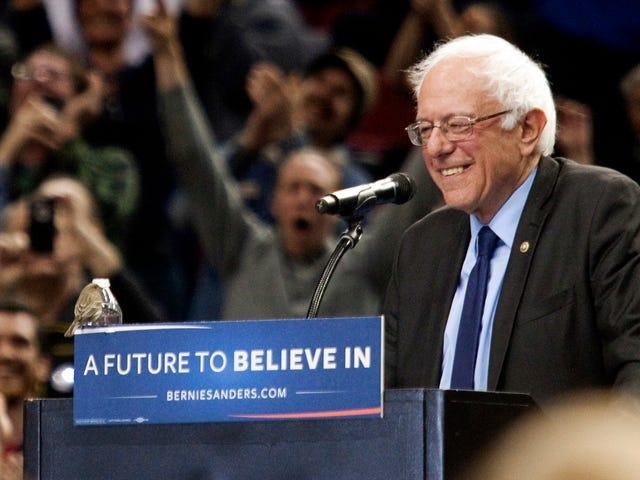 You Don't Have to Like Bernie Sanders to Like Bernie Sanders
