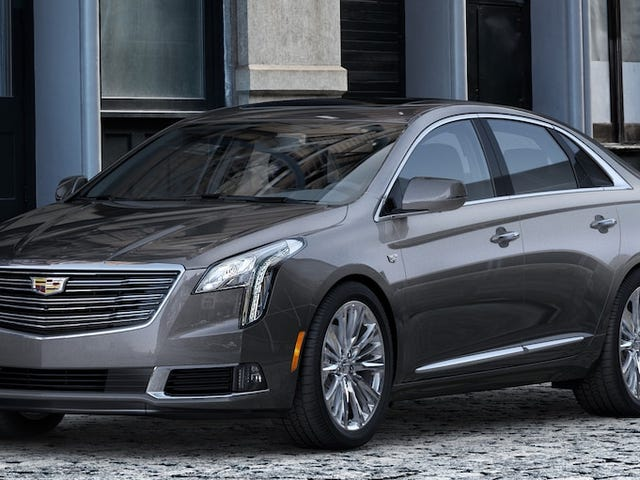 Politics... email sent... XTS built in Oshawa for your dreams...