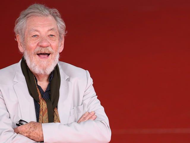 Ian McKellen owns a pub and might join your pub quiz team