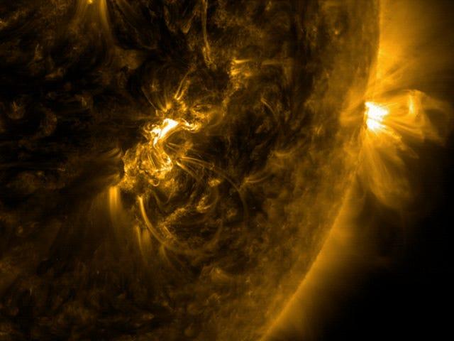 Γιατί ο ήλιος μας έτρεχε τόσο πολύ πρόσφατα;