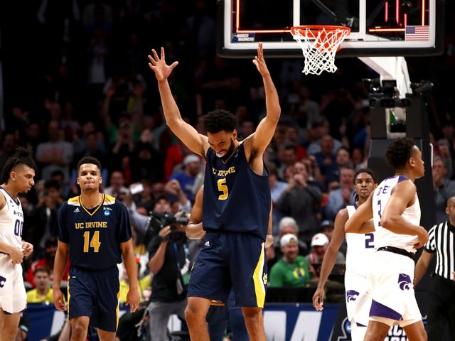 UC Irvine Anteaters Snack On Kansas State Wildcats In Upset