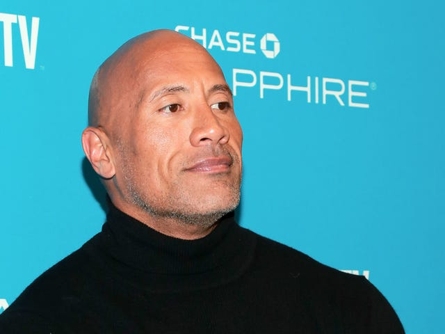 Dwayne 'The Rock' Johnson Is a Journalist, Will Soon Become Flabby and Obsessed With Twitter