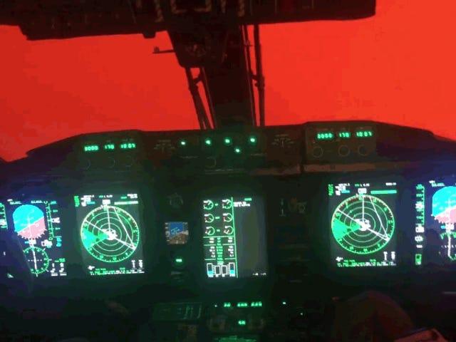 Helvede af brande i Australien set fra cockpiten i redningsopgaver