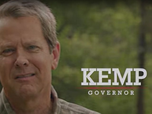 The Braves Are Co-Hosting A Fundraiser For Xenophobic Gubernatorial Candidate Brian Kemp