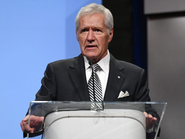 Jeopardy Host Alex Trebek Was Diagnosed With Pancreatic Cancer One Year Ago